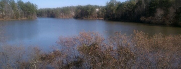 Lake Lynn Trail is one of Must-Visit Hiking/Running Trails.