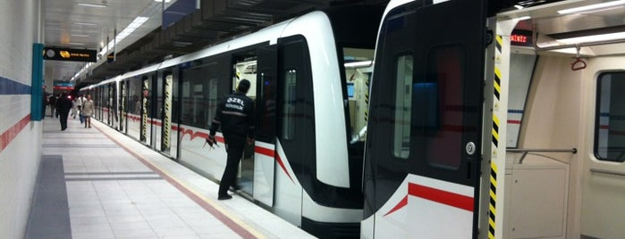Evka-3 Metro İstasyonu is one of like.