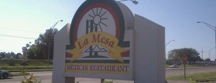 La Mesa Mexican Restaurant is one of Bellevue Food Joints.