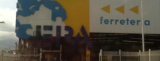 Ferretería EPA is one of Lieux qui ont plu à José.