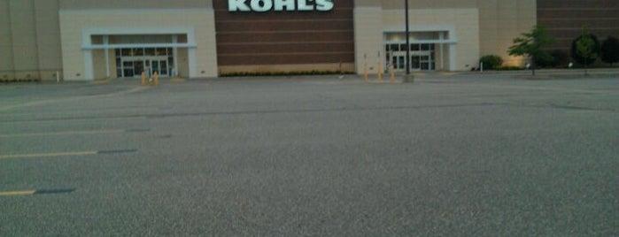Kohl's is one of Orte, die K. gefallen.