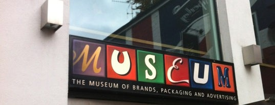 Museum of Brands, Packaging & Advertising is one of London's best unsung museums.