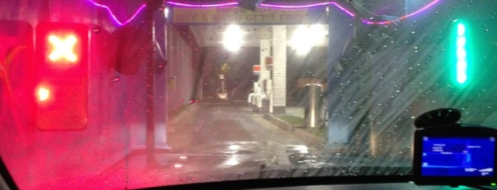 Shell Touchless Car Wash is one of Favorite.