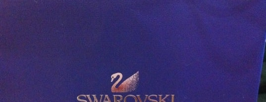 Swarovski is one of Lugares favoritos de Fabio.