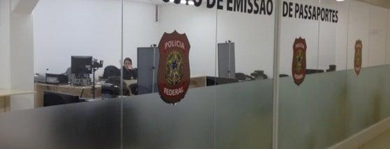 Policia Federal - Villaggio Shopping is one of locais.