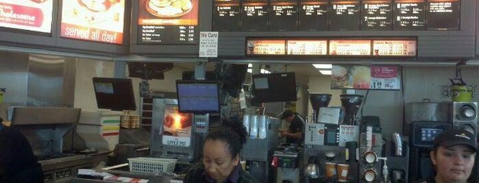 McDonald's is one of Posti che sono piaciuti a Michael.