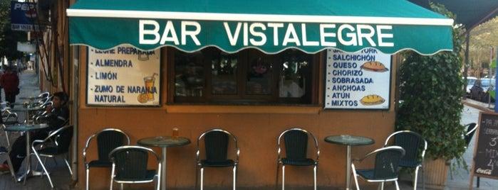 Vista Alegre is one of Bocatas en Palma.