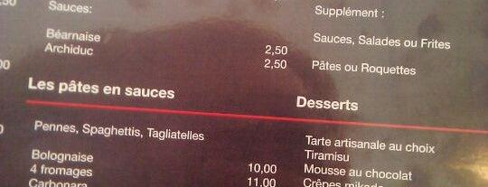 Rack Store Café is one of Resto Gosselies/Aéropole.