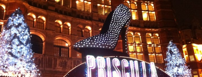 Priscilla Queen of the Desert (Palace Theatre) is one of All-time favorites in United Kingdom.