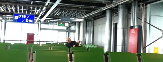 Gate D85 is one of Geneva (GVA) airport venues.