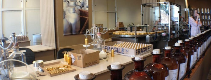 L'usine Fragonard is one of Goodies.