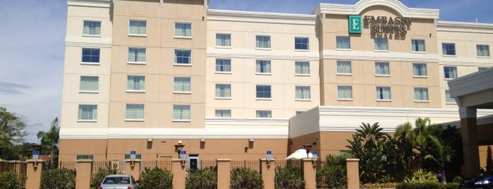 Embassy Suites by Hilton Tampa Brandon is one of AT&T Spotlight on Tampa Bay, FL.