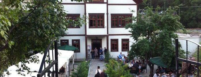 Özdenoğlu Konağı is one of Posti che sono piaciuti a Emre.