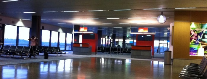 Concourse S Terminal is one of Orte, die Michael gefallen.