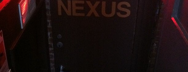 Nexus Lounge is one of Nights in NYC.