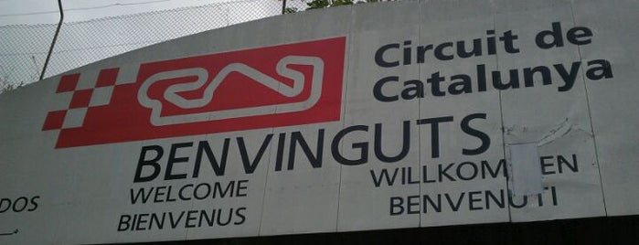 Circuit de Barcelona-Catalunya is one of Formula One Track 2014.