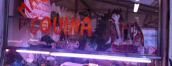 Macelleria Equina is one of Best of Venice for foodies.
