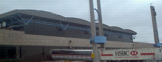 Aeroporto Internacional de Curitiba / Afonso Pena (CWB) is one of Curitiba/2011.