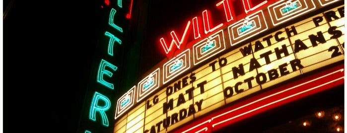 The Wiltern is one of Entertainment & Night Life.