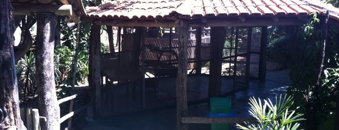 Banana Menina is one of Lugares legais em Goiania.