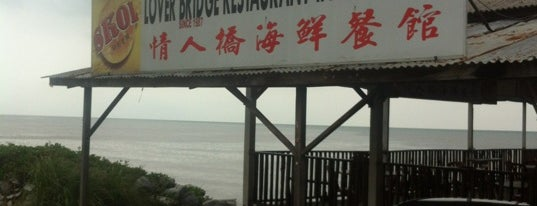 Lover Bridge Restaurant Tanjung Sepat is one of Yummies 2.