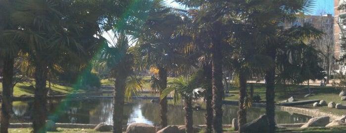Parque de Aluche is one of Los mejores lugares para hacer deporte en Madrid.