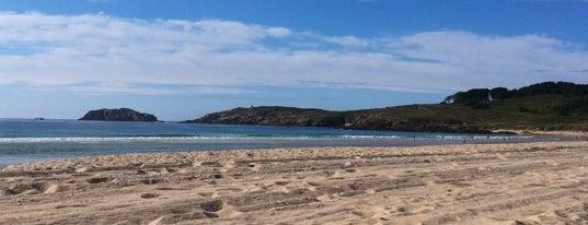 Praia de Doniños is one of Playas de España: Galicia.