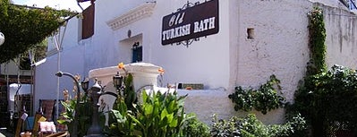 Old Turkish Bath is one of Fethiye: Must Sees.
