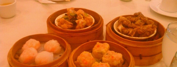 East Harbor Seafood Palace (迎賓大酒樓) is one of Dim Sum.