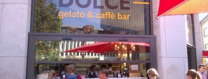 Dolce Gelato & Caffe Bar is one of Coffee & Relax.