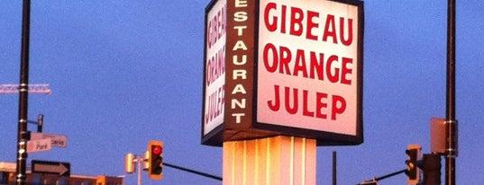 Gibeau Orange Julep is one of Locais curtidos por Hagiel.