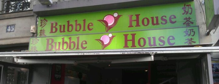 Bubble House is one of PARIS - Food.