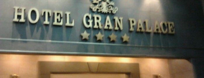 Hotel Gran Palace is one of #SantiagoTrip.