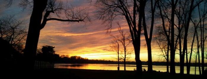 Reeds Lake is one of U.S. Road Trip.