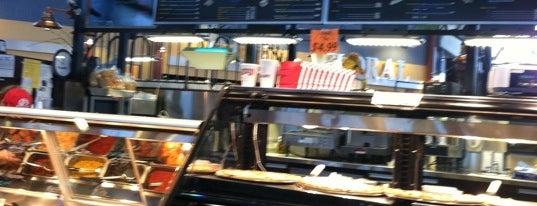 Angelo Caputo's Fresh Market is one of ChiBakeries.
