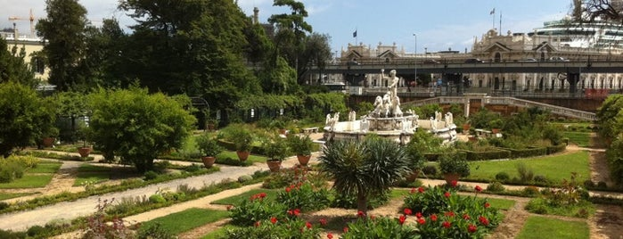 Villa del Principe - Palazzo di Andrea Doria is one of Tra i Caruggi e il mare - Genova #4sqcities.