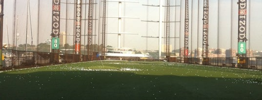 The Golf Club at Chelsea Piers is one of My top New York spots.