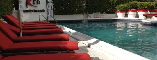 RED South Beach Hotel is one of Must visit.