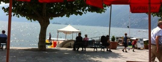 Osteria Nostrana is one of Ticino.