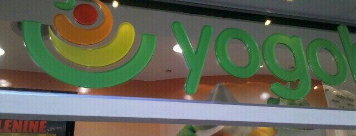 Yogoberry Original is one of Tatiana'nın Beğendiği Mekanlar.