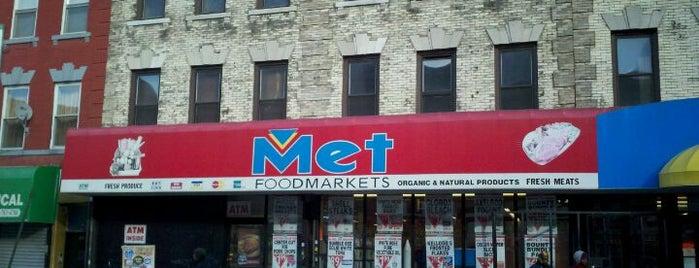 MET Foodmarkets is one of Lieux qui ont plu à Afi.