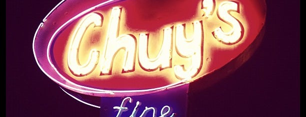 Chuy's is one of Austin Eats & Treats.