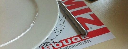 Kırmızı Rouge Restoran - Aşk Kokan Mekan is one of Ankara.