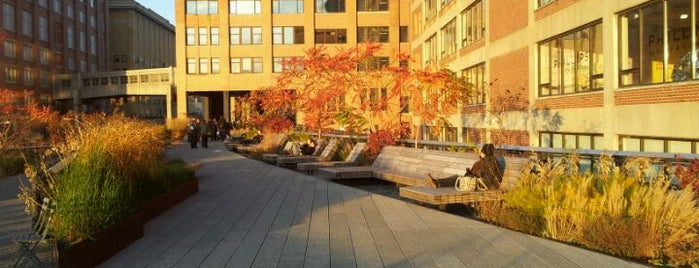 High Line is one of Wanderlust in West Chelsea.