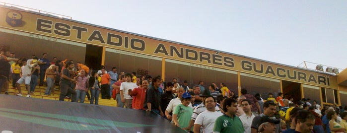 Estadio Comandante Andrés Guacurarí (Club Crucero del Norte) is one of Part 1~International Sporting Venues....