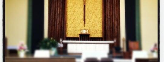 St. Linus Catholic Church is one of Jason 님이 좋아한 장소.