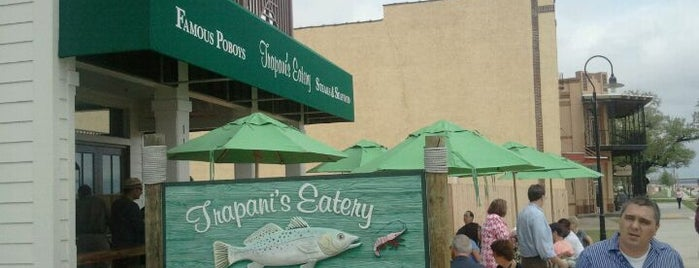 Trapani's Eatery is one of American Travel Bucket List-The South.