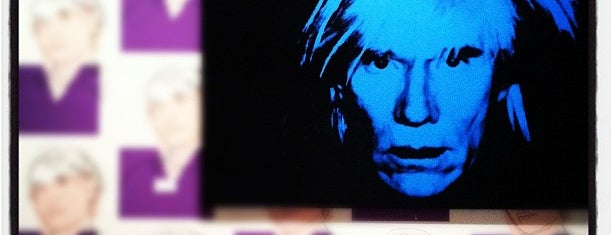 The Andy Warhol Museum is one of Museum Hitlist.