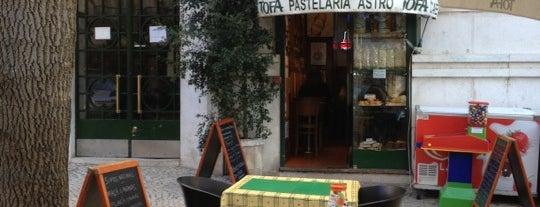 Astro is one of Lisboa.