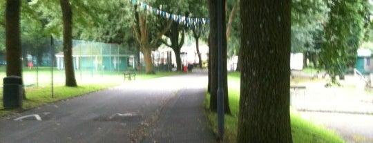 Ynysangharad Park is one of Posti che sono piaciuti a Richard.